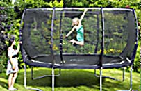 12ft Magnitude Trampoline & 3G Enclosure